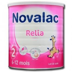 Novalac relia 2 lait 6 à 12 mois 800g
