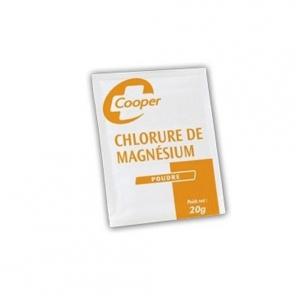 Chlorure de Magnésium sachet de 20g