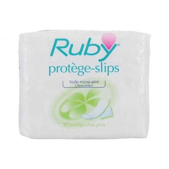 Ruby protège-slips x30