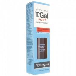 Neutrogena t gel fort shampoing antipelliculaire 125ml