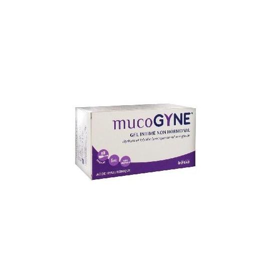Mucogyne Gel Intime Non Hormonal 8 Unidoses