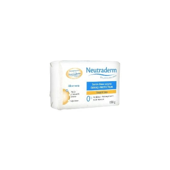 Neutraderm Savon Doux Surgras Dermo-Protecteur 150 g
