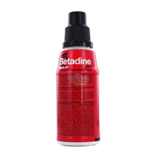 Betadine Scrub 4% 125ml