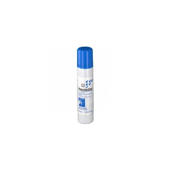Hexomedine 0,1% Spray 75ml