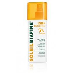 Biafine soleil lait enfant spray très haute protection SPF50+ 200ml