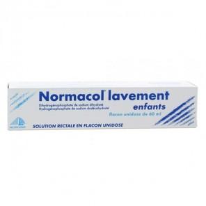 Normacol Lavement enfant 60ml