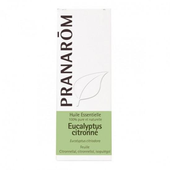 Pranarôm huile essentielle eucalyptus citronné 10ml