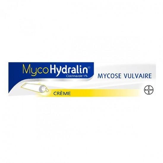 Mycohydralin crème mycose vulvaire 20g