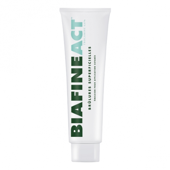 Biafine act emulsion pour application cutanée 140g