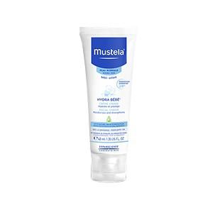 Mustela Hydra bébé crème visage tube capsule service 40ml