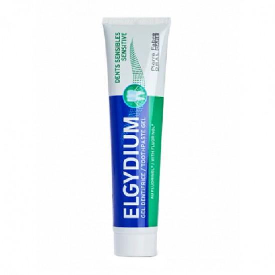 Pierre fabre elgydium dents sensibles dentifrice 75ml