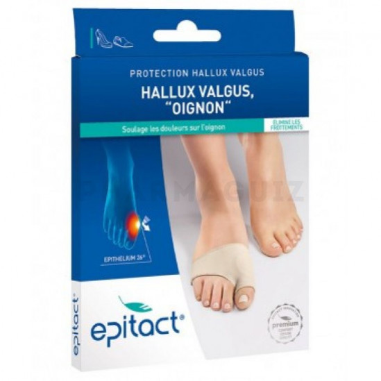 Epitact protection hallux valgus taille L