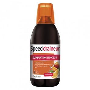 Nutreov speed draineur élimination minceur fruits d'été 280ml