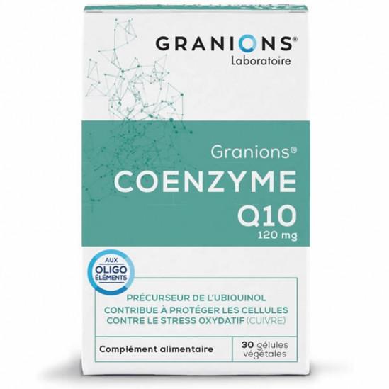 Granions coenzyme q10 30 gélules 15g