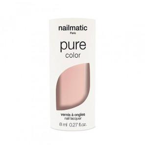 Nailmatic vernis sasha biosourcé-beige clair rosé 8ml