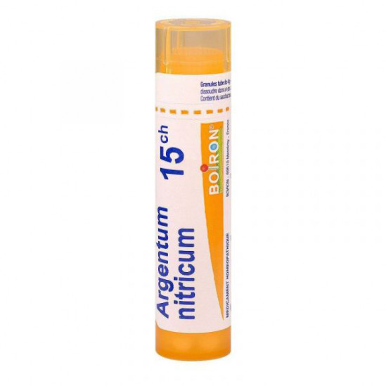 Boiron argentum nitricum granules 15CH 4g
