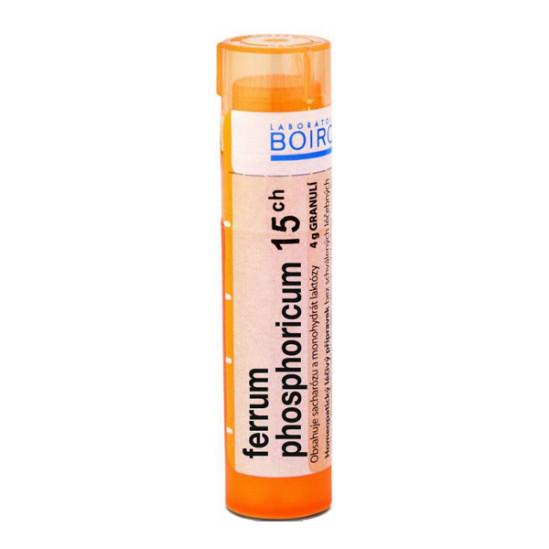 Ferrum Phosphoricum Dose 15CH 4g