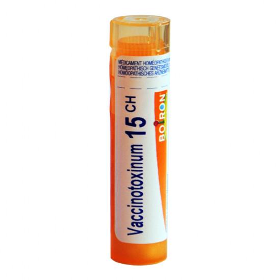 Boiron vaccinotoxinum granules 15CH 4g