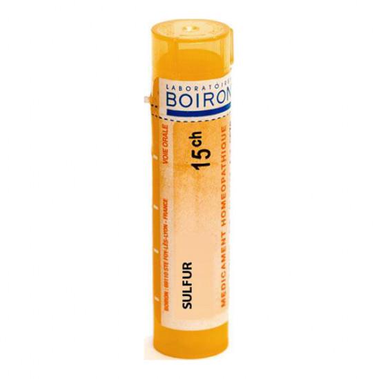 Boiron sulfur granules 15CH 4g