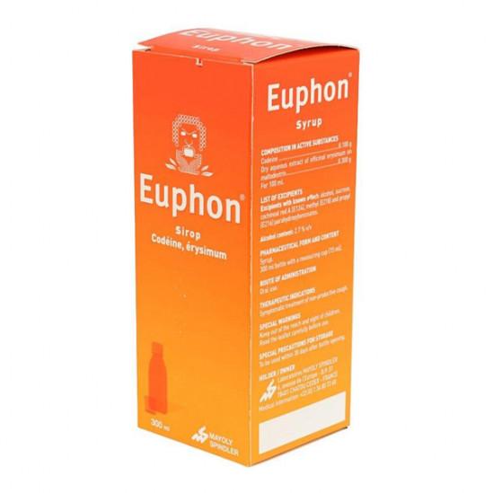 Euphon Sirop 300ml