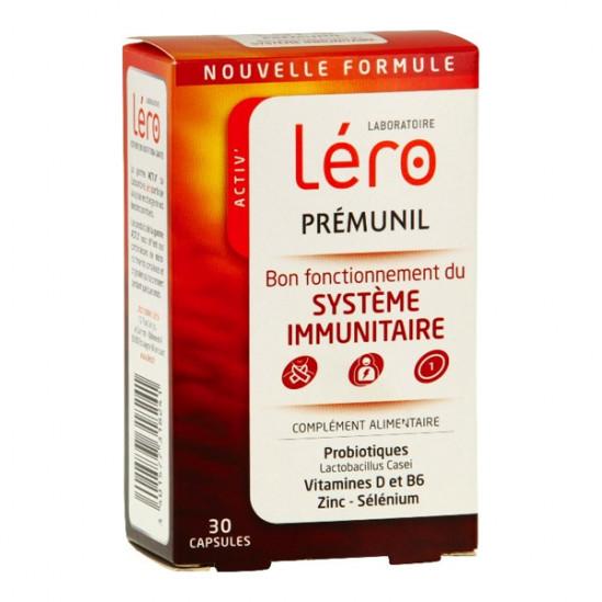 Lero prémunil 30 capsules