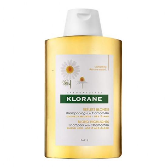 Klorane shampooing camomille 400ml