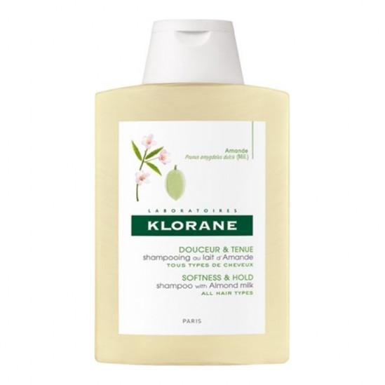 Klorane shampooing volumateur au lait d'amande 200ml