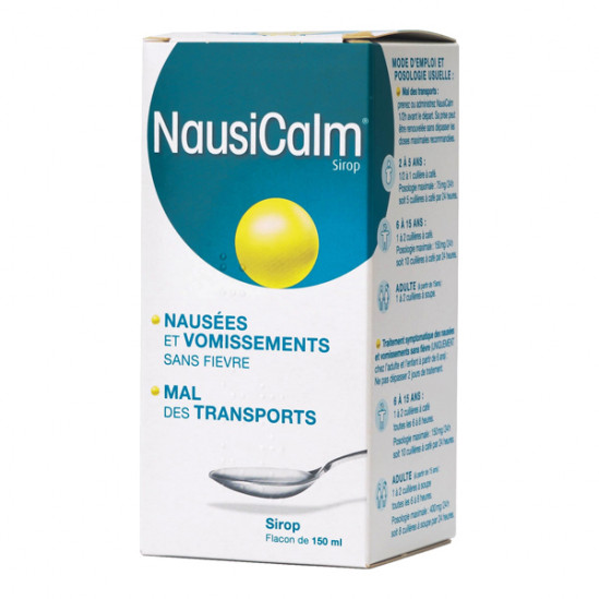 Nausicalm sirop de 150ml