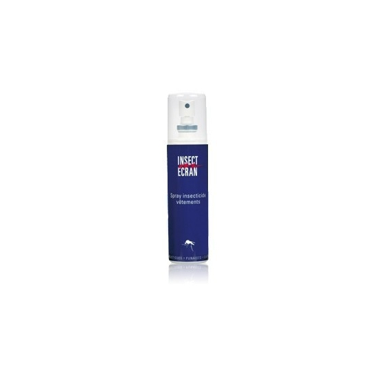 Insect Ecran spray insecticide vêtements 100ml